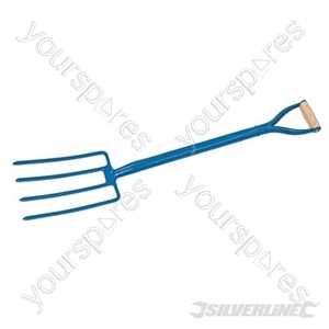 All-Steel Digging Fork - 990mm