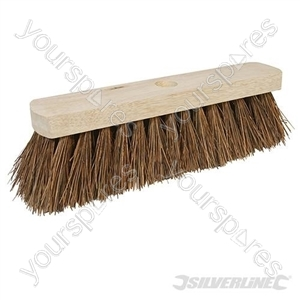"Broom Stiff Bassine - 304mm (12"")"
