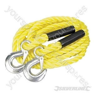Tow Rope 2 Tonne - 4m x 14mm