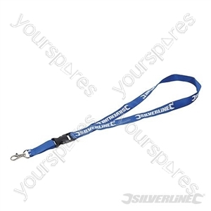 Silverline Lanyard - 525mm