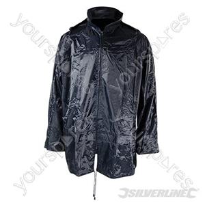 "Lightweight PVC Jacket - XL 144cm (58"")"