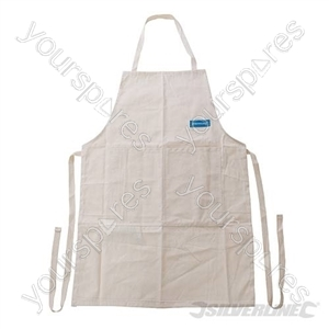 Cotton Carpenters Apron - One Size