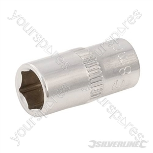 "Socket 1/4"" Drive Metric - 8mm"