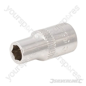 "Socket 1/4"" Drive Metric - 5.5mm"