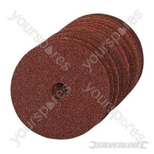 Fibre Discs 100 x 16mm 10pk - 36 Grit