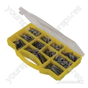 Wall Plugs Pack - 330pce