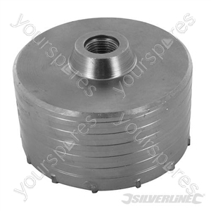 TCT Core Drill Bit - 125mm