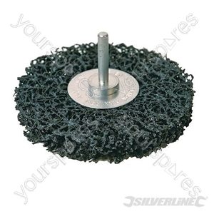 Rotary Polycarbide Abrasive Disc - 100mm