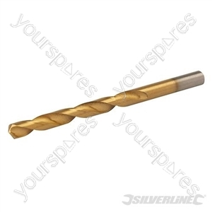 HSS Titanium-Coated Drill Bit - 8.0mm
