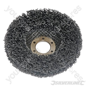 Polycarbide Abrasive Disc - 115mm 22.23mm Bore
