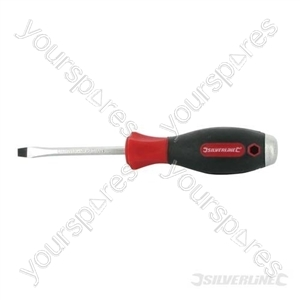 Hammer-Through Screwdriver Slotted - 5 x 75mm
