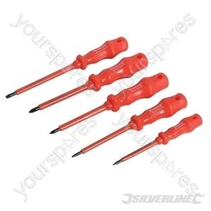 Insulated Screwdriver Set 5pce - 5pce