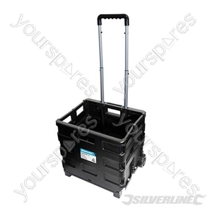 Folding Box Trolley - 25kg
