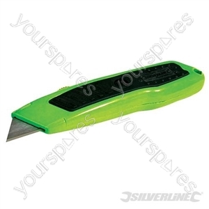 Expert Retractable Hi-Vis Knife - 150mm