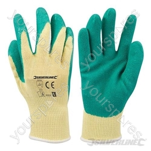 Kevlar Cut-Resistant Gloves - Large