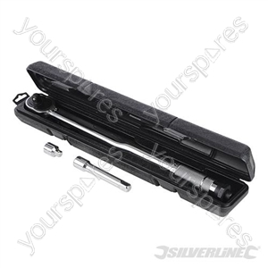 "Torque Wrench - 28 - 210Nm 1/2"" Drive"