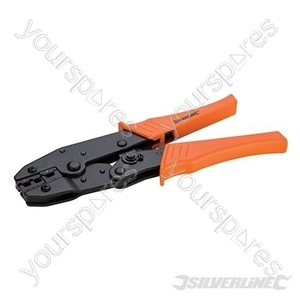 Expert Ratchet Crimping Tool - 220mm