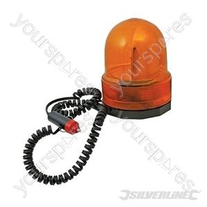 Revolving Amber Light - 12V