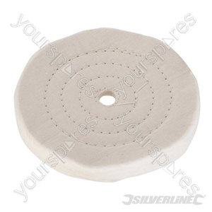 Double-Stitched Buffing Wheel - 150mm