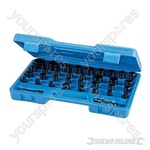 Impact Socket Set 35pce - 35pce