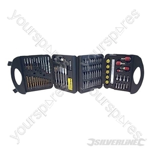 Assorted Drill Set 113pce - 113pce