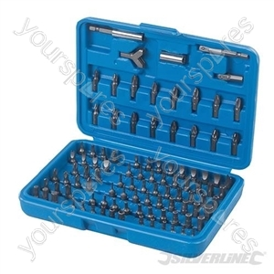 Screwdriver Bit Set 100pce - 100pce