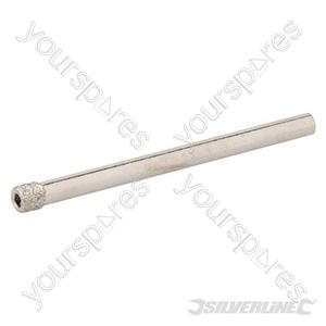 Diamond Dust Holesaw - 4mm