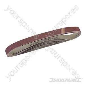 Sanding Belts 13 x 457mm 5pk - 120 Grit