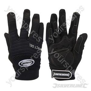 Gel Comfort Gloves - Large