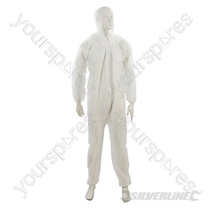 """Disposable Overall - L 128cm (50"""")"""