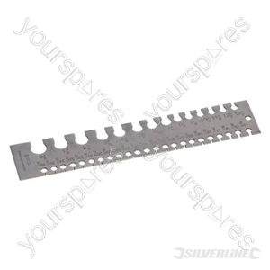 Wire Gauge - 0 - 36 SWG