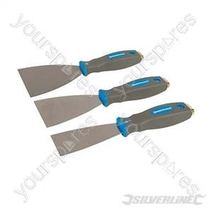 Expert Filler Knife Set 3pce - 50, 75 & 100mm 3pce