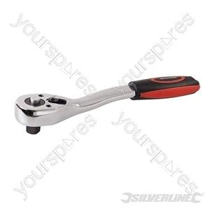 """Soft-Grip Ratchet Handle - 1/2"""" 250mm"""