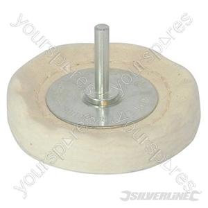 Loose Leaf Buffing Wheel - 100 x 12mm