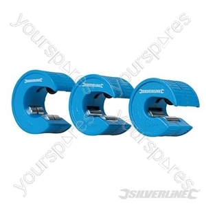 Quick Cut Pipe Cutter Set 3pce - 15, 22 & 28mm
