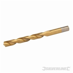 HSS Titanium-Coated Drill Bit - 11.0mm