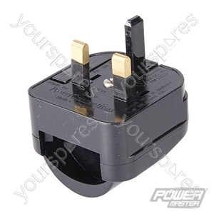 EU to UK Converter Plugs - CEE 7/17