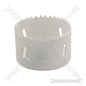 Bi-Metal Holesaw - 70mm