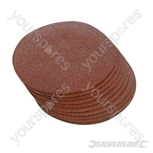 Hook & Loop Discs 250mm 10pk - 250mm 60 Grit