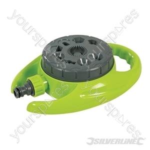9-Pattern Dial Sprinkler - 110mm Dia
