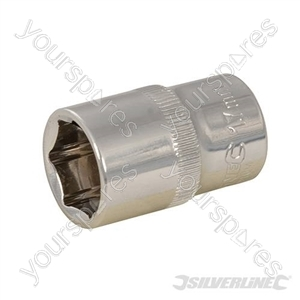 "Socket 1/2"" Drive Metric - 17mm"