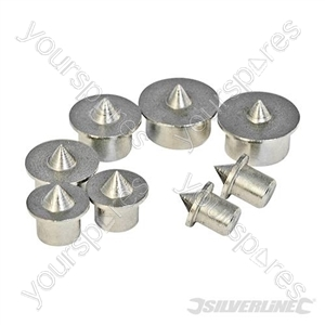 Dowel Centre Point Set 8pce - 6 - 12mm