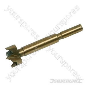 Titanium-Coated Forstner Bit - 22mm