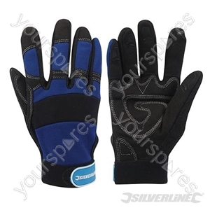Mechanics Gloves - Large