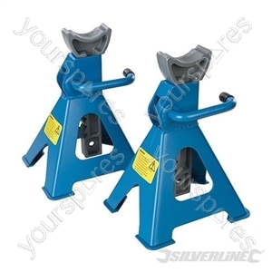 Axle Stand Set 2pce - 3 Tonne