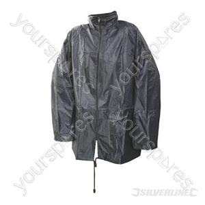 """Waterproof Jacket - M 128cm (50"""")"""