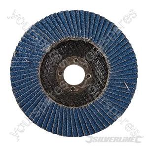 Zirconium Flap Disc - 100mm 40 Grit