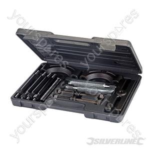 Gear Puller & Bearing Separator Kit 14pce - 14pce