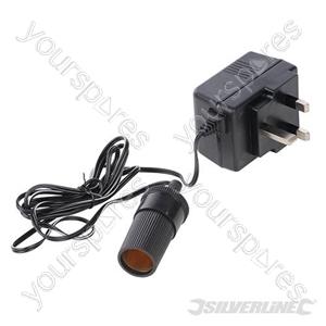Converter 230V - 12V - UK 230V - 12V