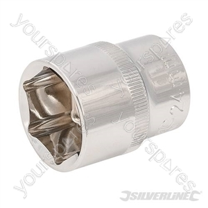 "Socket 1/2"" Drive 6pt Metric - 24mm"